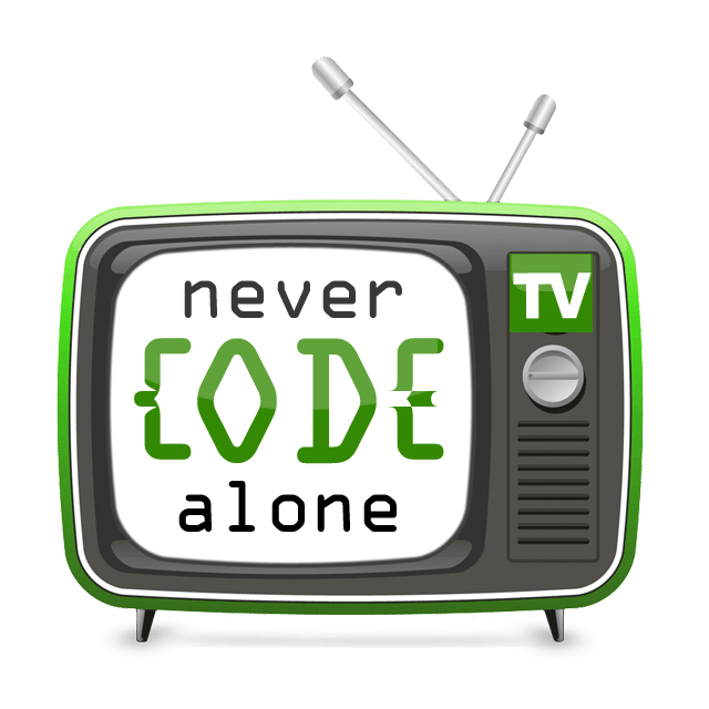 Never Code Alone TV Logo