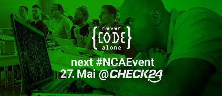 NCA Check24 kostenloser Workshop Webdeveloper