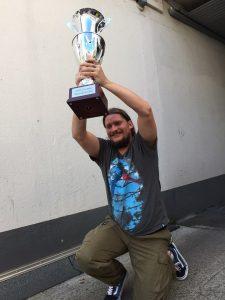 Roland Golla TYPO3 Wanderpokal Gewinner