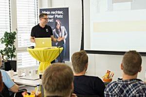 NCAEvent Hans Piechatzek, Geschäftsführer move:elevator