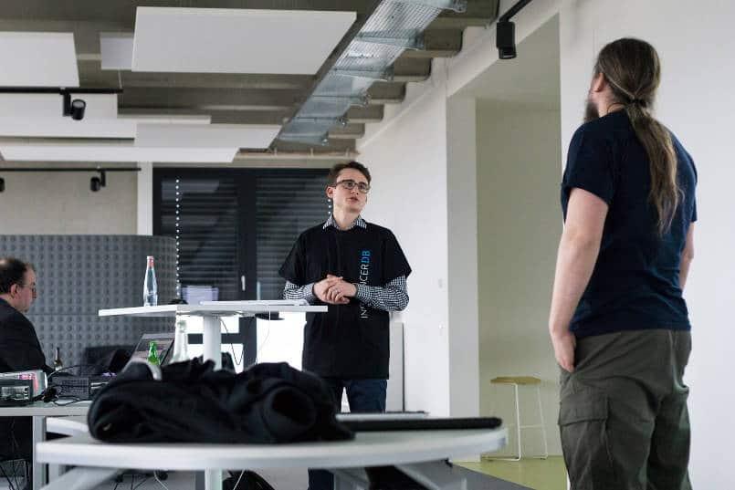 Bernard Sonnenschein Python Workshop
