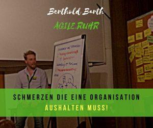 Berthold Barth Agile Ruhr