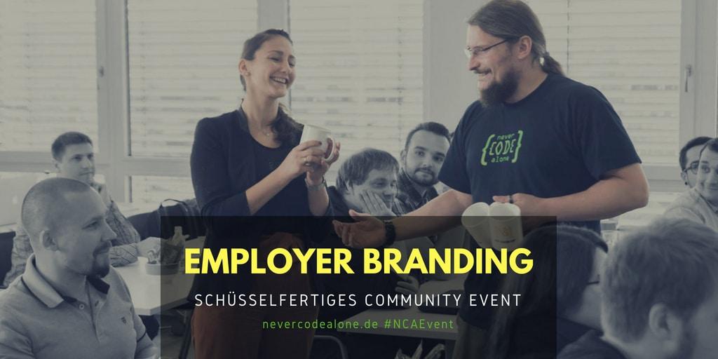 Employer Branding Twitter Kampagne