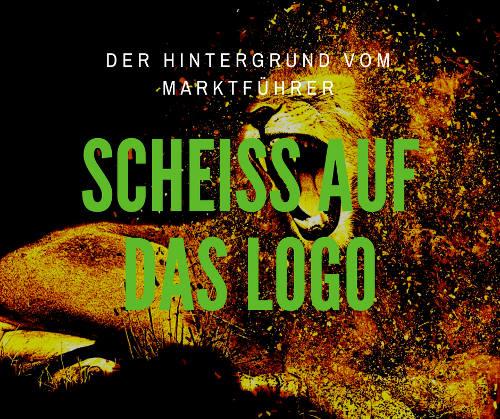 Scheiß auf das Logo - Der Hintergrund vom Marktführer