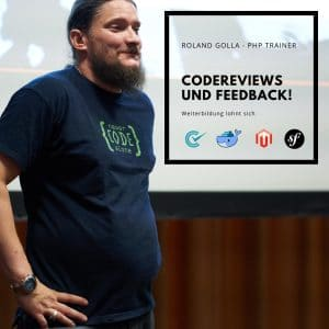 Private Projekte Roland Golla PHP Trainer