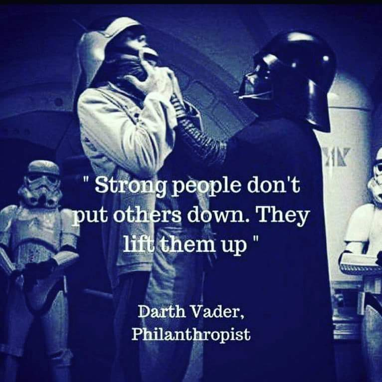 Star Wars Motivation