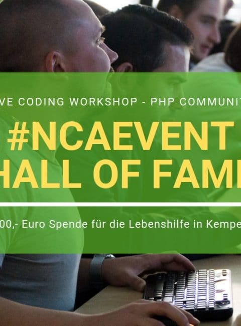 Teilnehmerrekord – Hall of Fame Event begeistert PHP-Community
