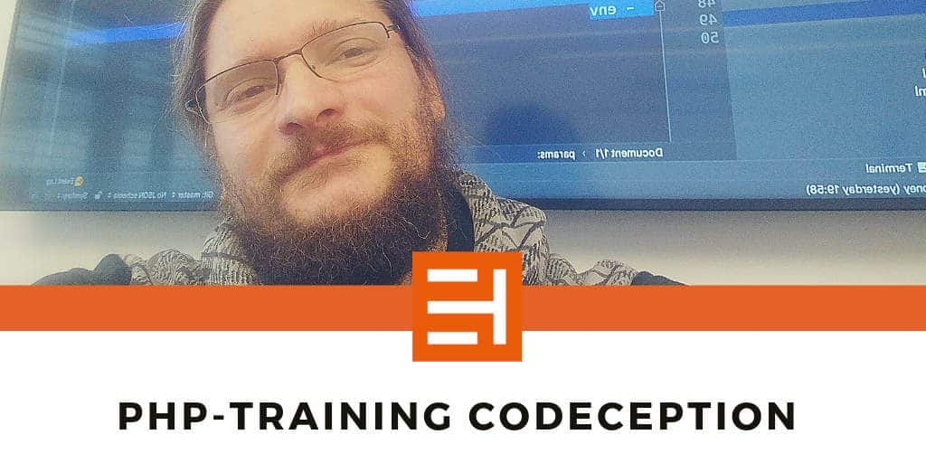Visual Studio Code PHP-Training Codeception