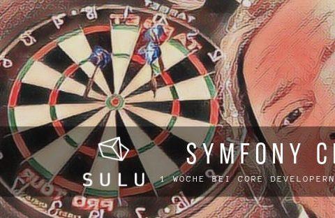 Symfony-CMS Sulu – PHP-Training bei Core Developern