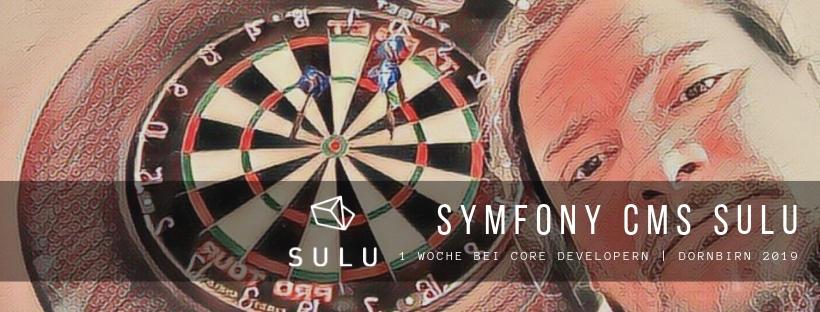 Symfony CMS Sulu