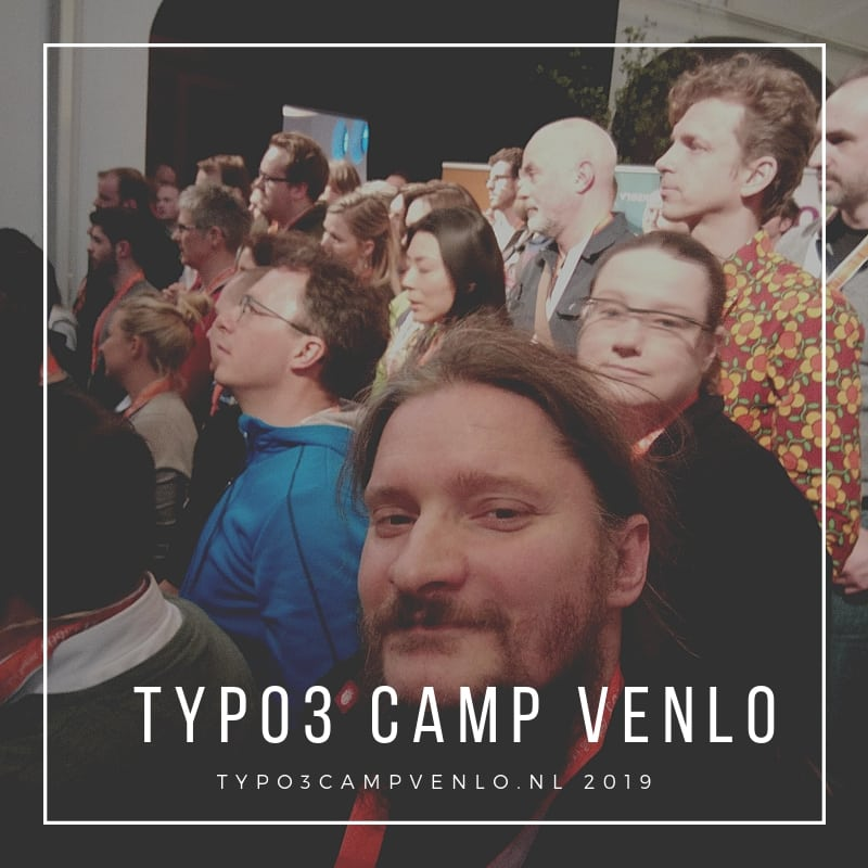 TYPO3 Camp Venlo Community 2019