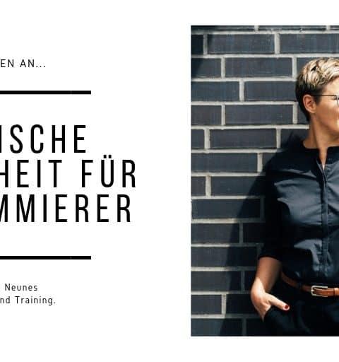 5 Fragen zum Thema seelische Gesundheit von einem Programmierer an Susanne Neunes – Coach für Selbstwirksamkeit