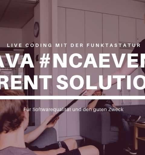Gute Laune und gutes Coden in Java – der #NCAEvent bei tarent solutions