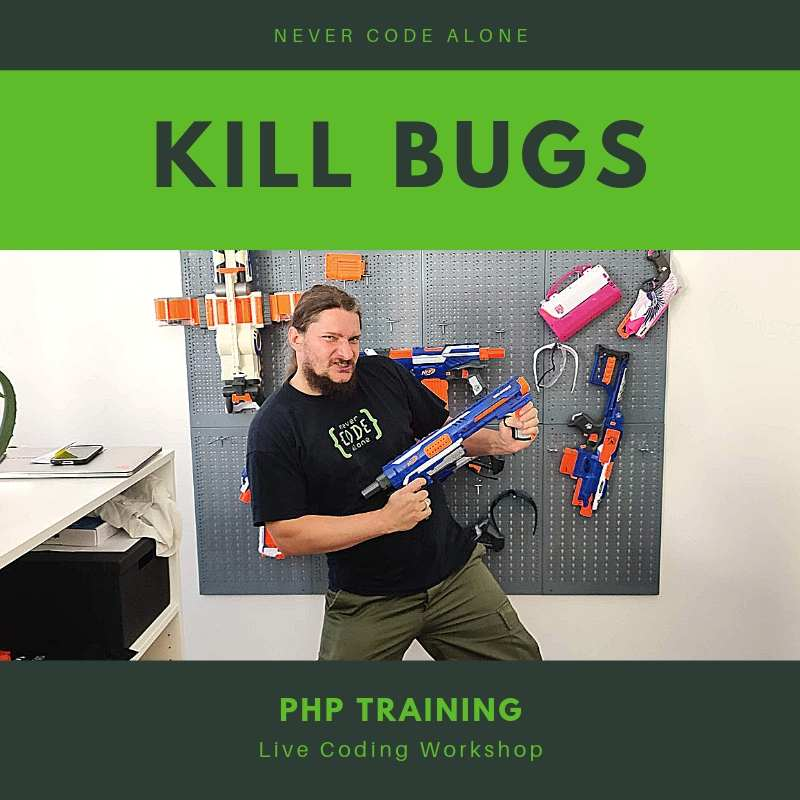 Team23 Kill Bugs Roland Golla PHP-Training