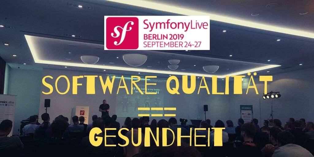 Symfony Live Roland Golla Speaker