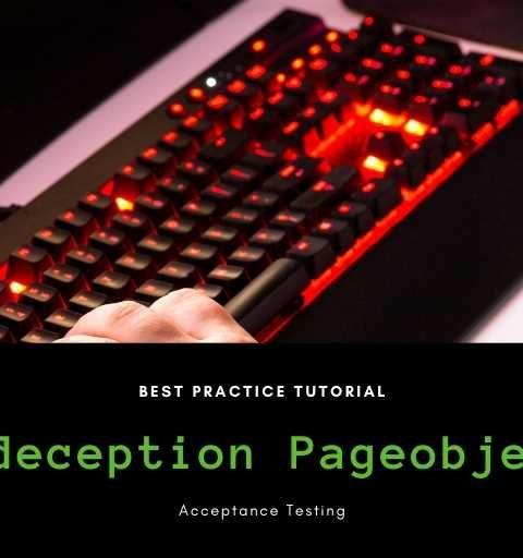 Codeception Tutorial Best Practice Pageobject und data-Attribute als Selektoren – Acceptance Testing