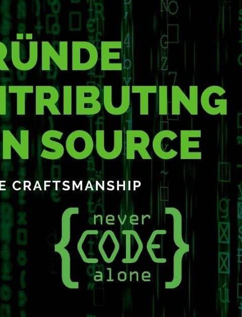 5 Gründe für Contributing Open Source